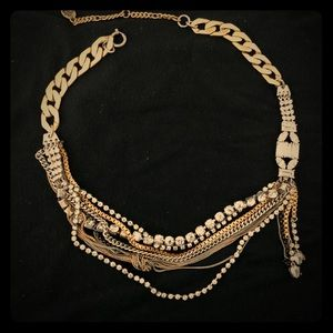 Juicy Couture multi-strand statement necklace